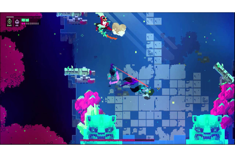 Hyper Light Drifter: The Crystal King (West) New Game Plus ...