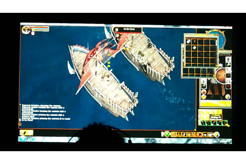 Ultima Online Fairfax Town Hall 2010: 'High Seas' Demo ...