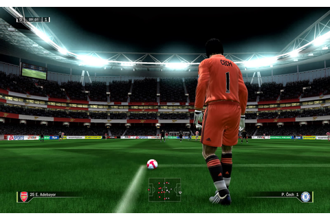 EA Sports FIFA 2009 Free Download PC Game Full Version
