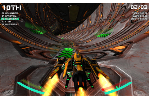 Radial-G: Racing Revolved Full Free Game Download - Free ...