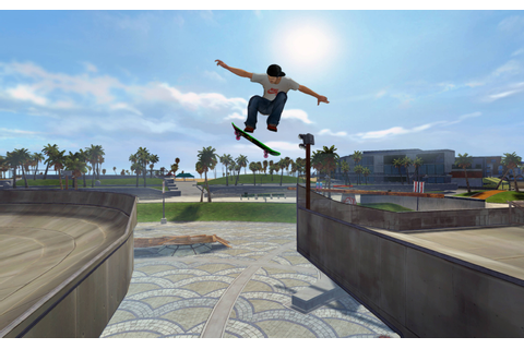 New Tony Hawk Skateboarding Game Currently In Development For iOS ...