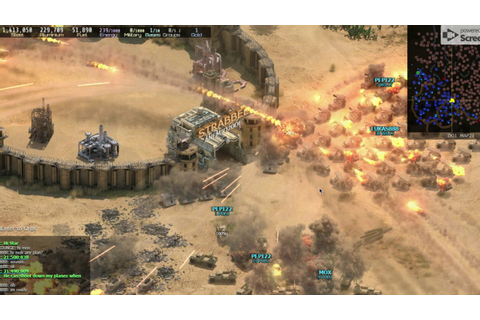 Desert Order Real Time Strategy Game - YouTube