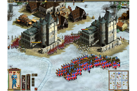 Download Cossacks II: Battle for Europe Full PC Game