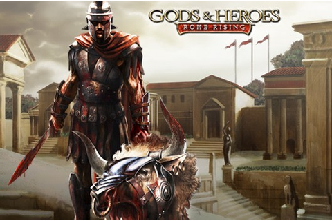 Check out the Gods and Heroes: Rome Rising closed beta ...