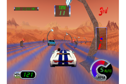 Cruis'n Exotica Screenshots | GameFabrique