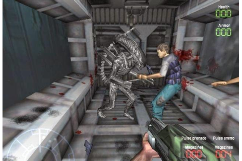 Aliens vs Predator 1 Free Download PC Game