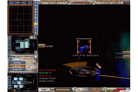Star Trek: Starfleet Command: Orion Pirates Screenshots ...