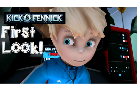 Kick & Fennick PS Vita Indie Game First Look Part 1 ...