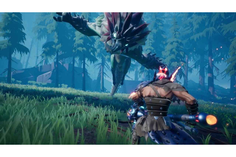 Dauntless Is A Free-To-Play Action RPG With Goodies For PS ...