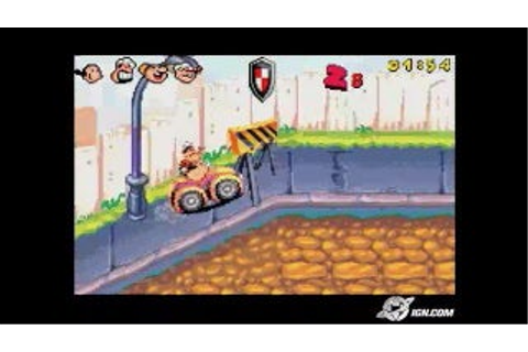 Popeye: Rush for Spinach - Game Boy Advance - IGN