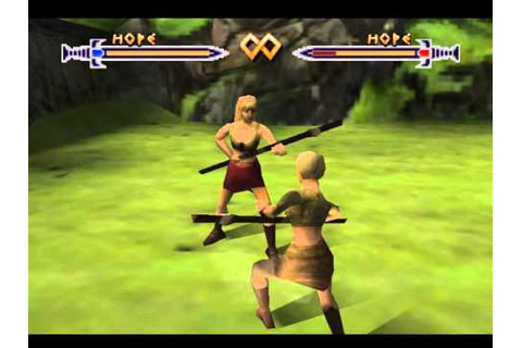 Xena Warrior Princess The Talisman of Fate N64 Team Battle ...
