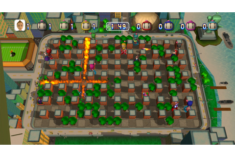 Bomberman Live: Battlefest announced for XBLA/PSN/WiiWare