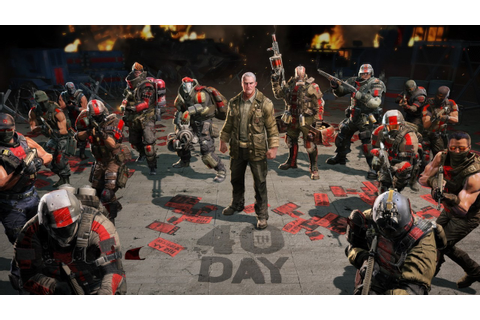 [News] GC 2009 : Army of Two : Le 40ème Jour - Mega-Games ...