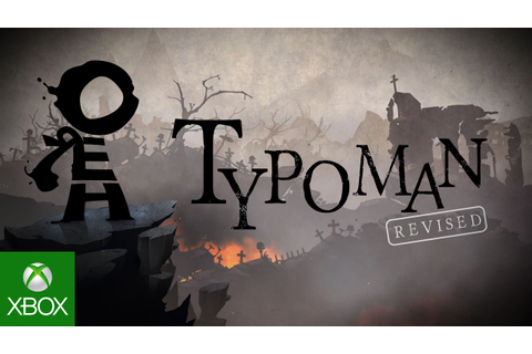 Typoman Launch Trailer | Xbox One - YouTube