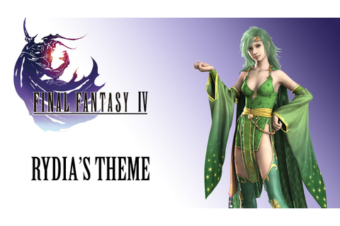 Final Fantasy IV OST Rydia 's Theme - YouTube