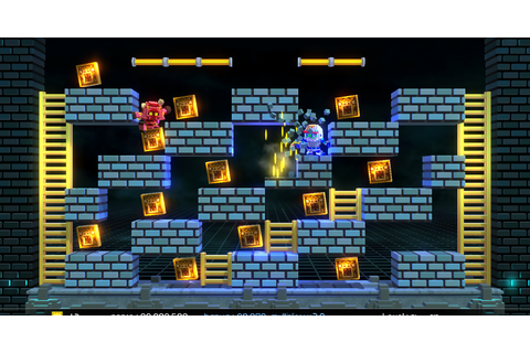 Gaming Classic Lode Runner Returns on Steam Greenlight ...