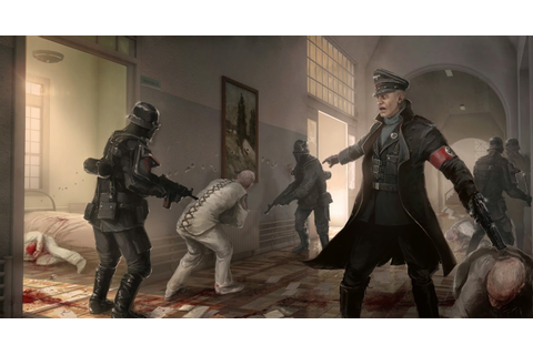 Wolfenstein: The New Order Windows, XONE, X360, PS4, PS3 ...