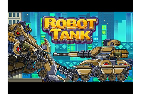 Robot Tank - Full Tank & Robot Installation Pieces - Full ...