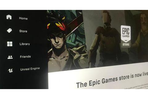 The Epic Games Store is now live – TechCrunch