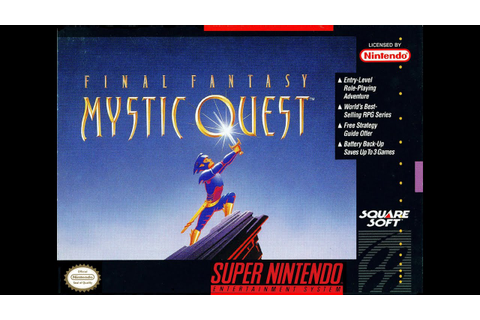 Is Final Fantasy Mystic Quest Worth Playing Today ...