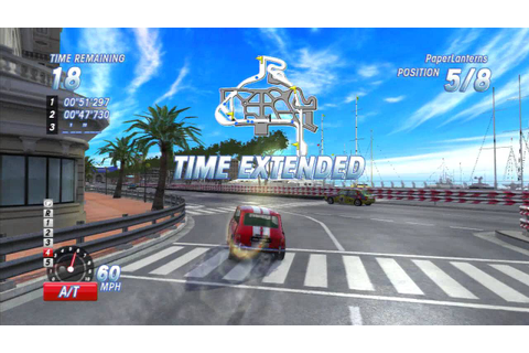 GTI Club + Rally Cote D'Azur, PS3 Gameplay - YouTube