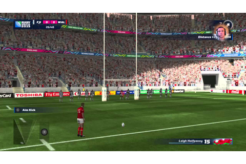 Rugby World Cup 2015 PS4 - YouTube