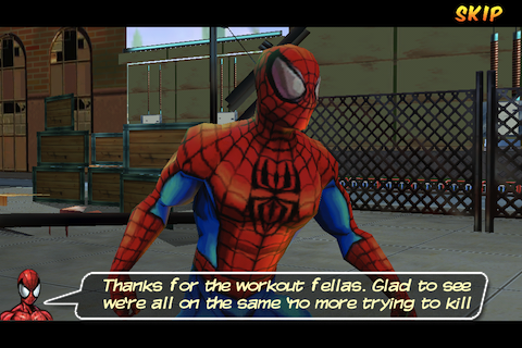REVIEW: ULTIMATE SPIDER-MAN: TOTAL MAYHEM (iOS) | Comic ...