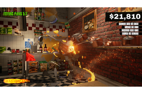 Dangerous Golf a Destructive Trickshot Golf Game played ...