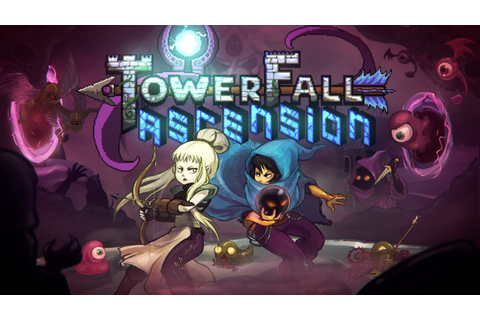 TowerFall Ascension: 4-player Madness on PS4 - YouTube