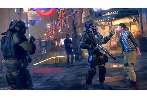 Watch Dogs Legion's Director on Brexit, Politics, and ...