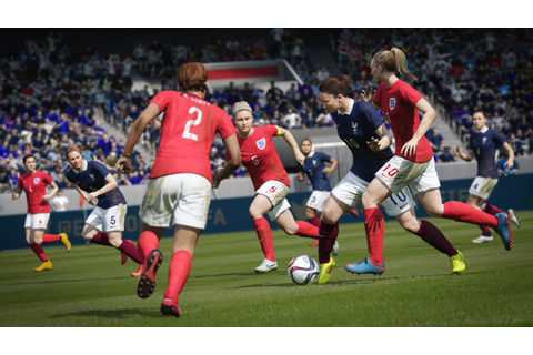 FIFA 16 will include Women's National Teams when it ...