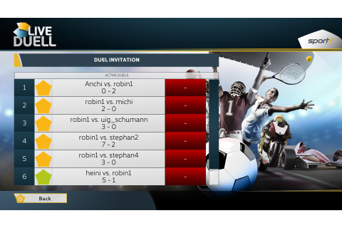 SPORT1 Live : Duel on Steam