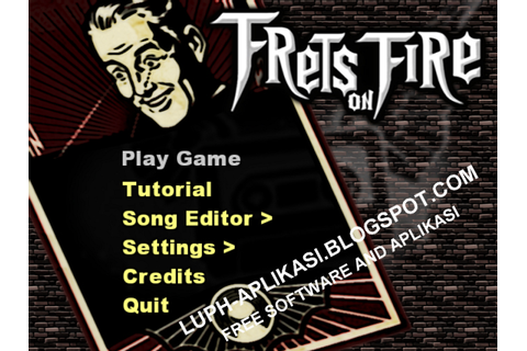 Game Frets On Fire (FOF) Fofix | Free Download Software ...