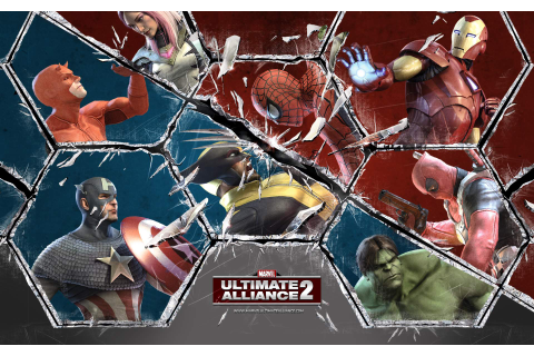 Marvel - Ultimate alliance 2