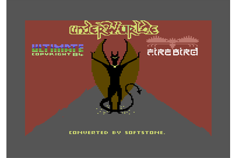 Download Underwurlde - My Abandonware