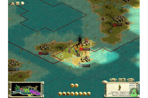 Sid Meier's Civilization III: Conquests (2003 video game)