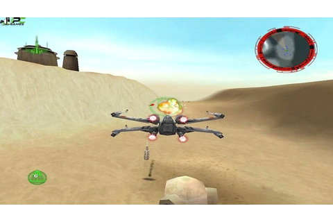 Star Wars Rogue Squadron 3D PC Game Free Download