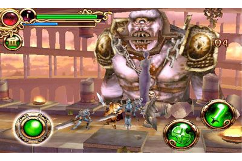 Hero of Sparta PSP ISO (U)