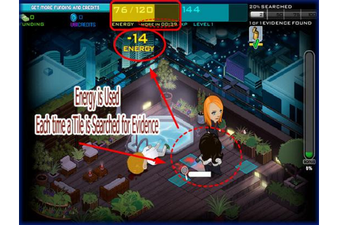CSI: Crime City Cheats & Tips Walkthrough