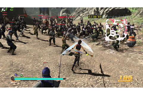 Dynasty Warriors 9 PC Game + Update V1.01 + DLC Free Download