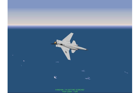 Jane's Combat Simulations: Advanced Tactical Fighters ...