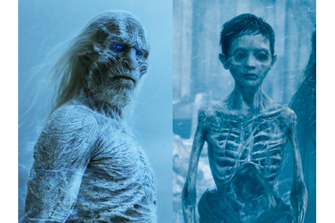 'Game of Thrones': The huge difference between White ...