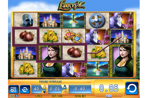 Lancelot Slot Machine Game Online - Free Play ...
