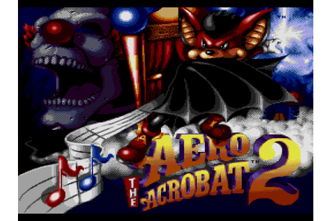 Aero the Acro-Bat 2 (Europe) ROM