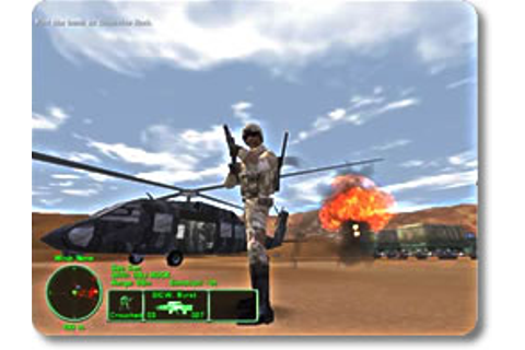 Delta Force Land Warrior Game - Download and Play Free ...