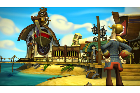 Tales Of Monkey Island Game - Free Download Full Version ...