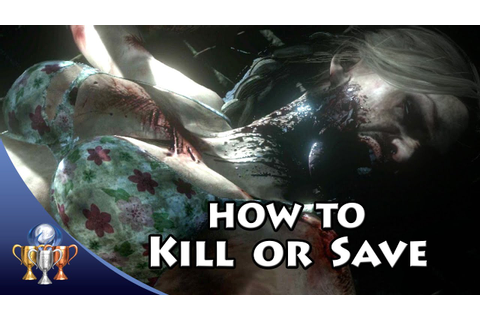 Until Dawn - How To Kill or Save Everyone - Death Endings ...