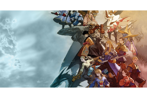 Pretty Cool Games: FINAL FANTASY TACTICS/THE WAR OF THE LIONS!