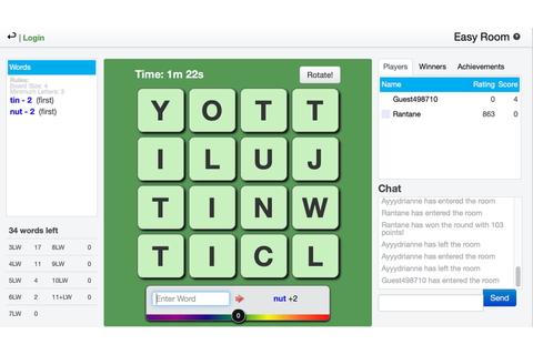 10 Fun Multiplayer Word Games to Play Online
