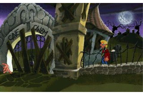 Drascula The Vampire Strikes Back - Symbian game. Drascula ...